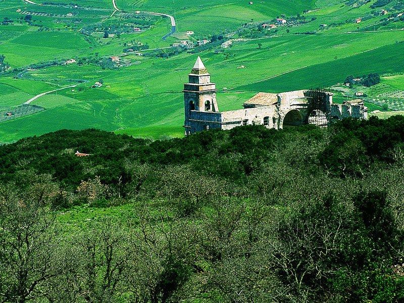Abbazia di Santa Maria del Bosco - Contessa Entellina