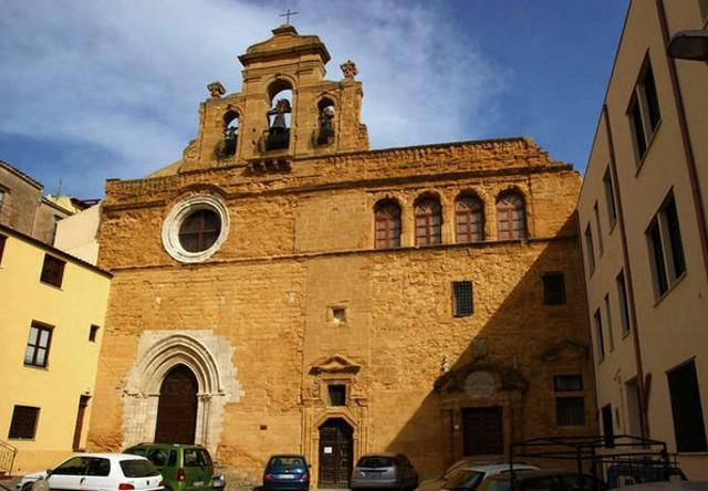 Monastero e chiesa di Santo Spirito di Agrigento. Il sito ospita ospitato il museo etno-antropologico
