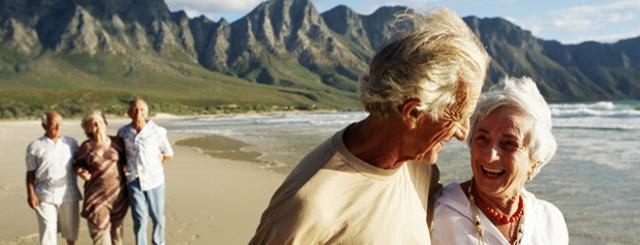 In pensione all'estero