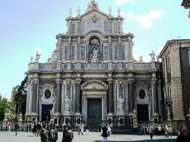 Il Duomo di Catania