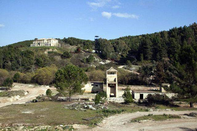 Parco Minerario Floristella-Grottacalda