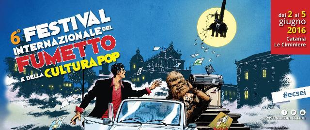 A Etna Comics 2016 l'umorismo targato Dentiblù