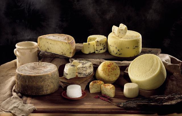 I formaggi DOP siciliani