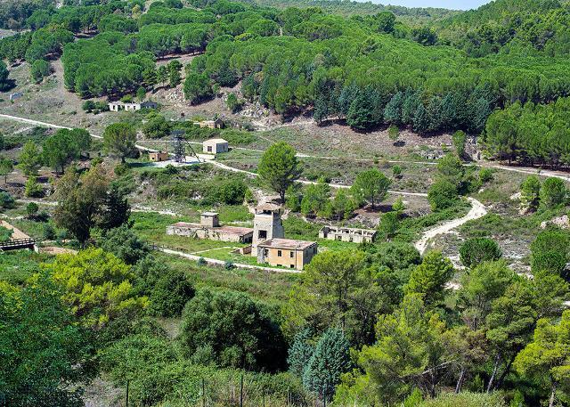Il Parco Minerario di Floristella