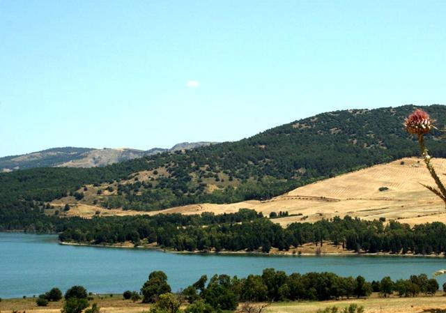 Il Parco naturale dei Monti Sicani