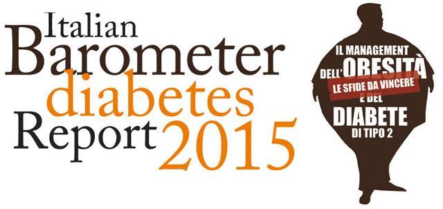 Report 2015 su obesità e diabete in Italia