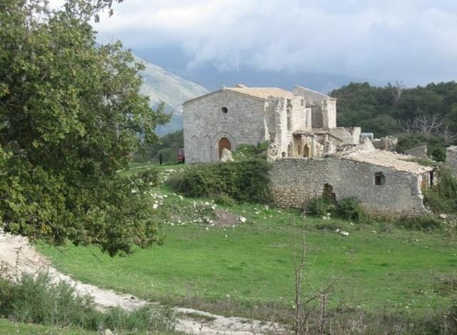 Il Santuario di Rifesi - Burgio