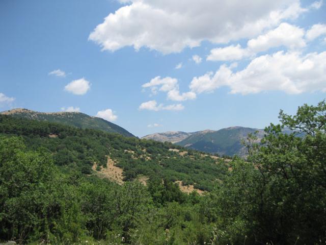 La Riserva Naturale di Monte Genuardo e Santa Maria del Bosco