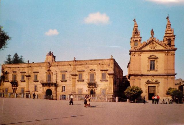 La Cattedrale e Palazzo dei Filangeri di Cutò - Santa Margherita di Belìce