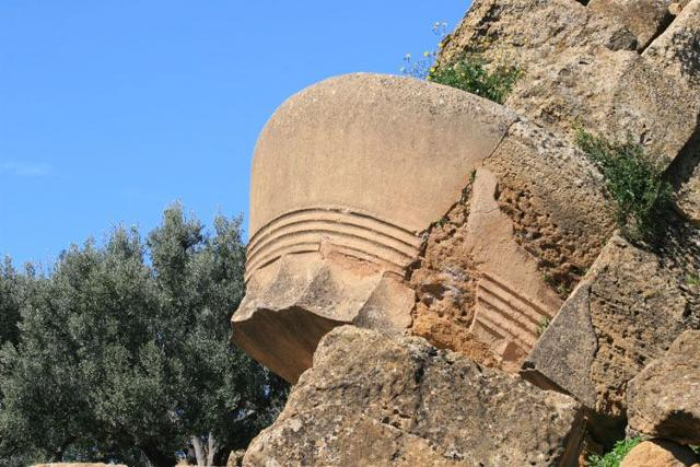 Agrigento pensa alla ricostruzione in 3D del Tempio di Zeus