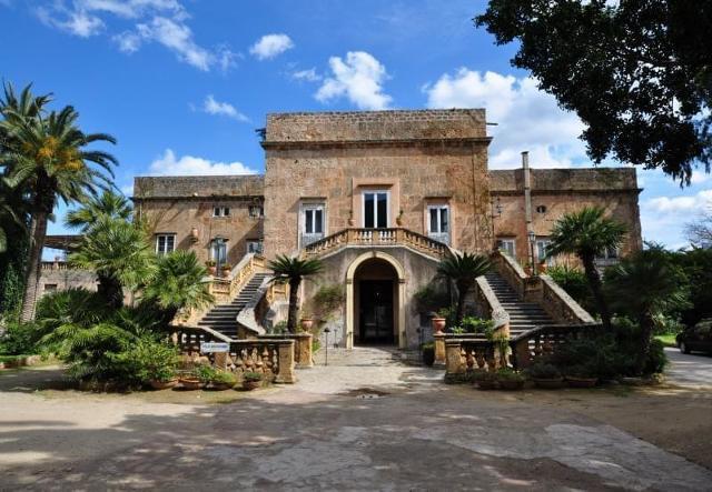 Villa Boscogrande a Palermo