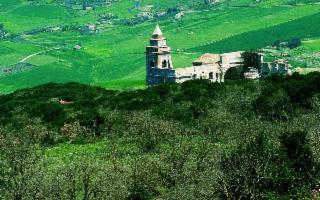 Escursione sui Sicani, all'Abbazia Santa Maria del Bosco Relais e Monte Genuardo