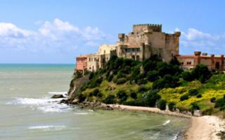 Il Castello della Falconara