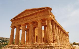 La Valle dei Templi rappresenta l'Italia!