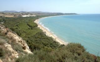 L'area Archeologica di Eraclea Minoa