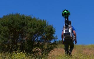 Visita la Valle dei Templi con Google Street View