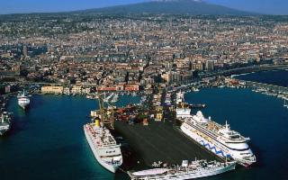 L'Europa ci ripensa: il porto di Catania entra nella rete europea Ten-T