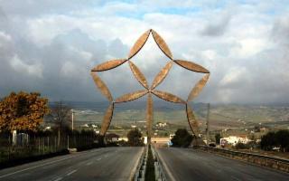 Gibellina, museo a cielo aperto