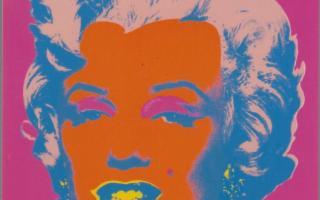 Andy Warhol - L'arte di essere famosi