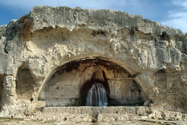L'acquedotto Galermi
