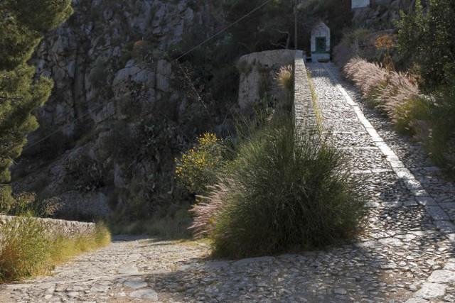 """""""Acchianata"""" (salita) di Monte Pellegrino"""
