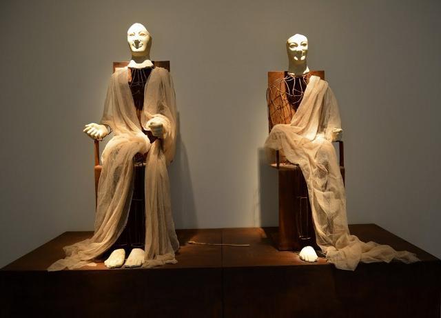 Gli Acroliti in mostra nel Museo archeologico di Morgantina