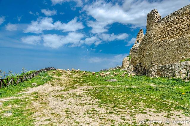 Castello saraceno di Agira - ph Salvatore Di Venuto