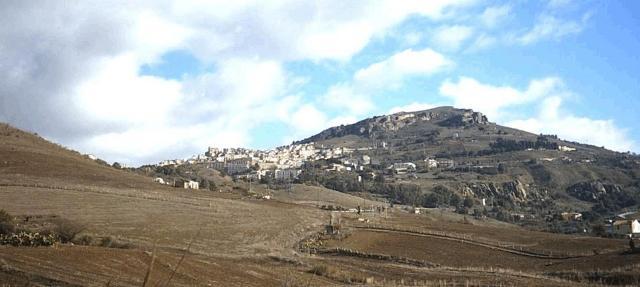 Panorama di Alia