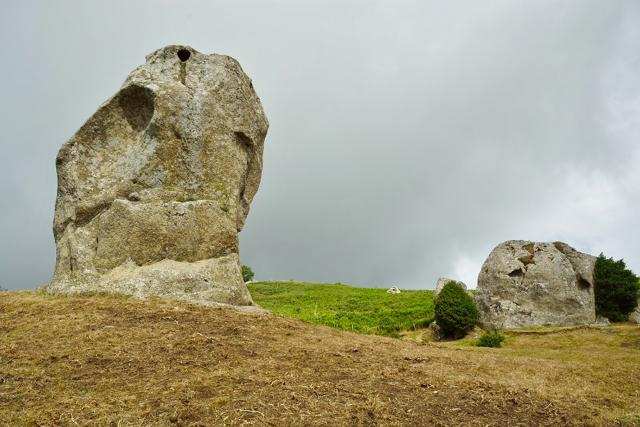 I millenari megaliti dell'Argimusco - Foto di Francesco Speciale