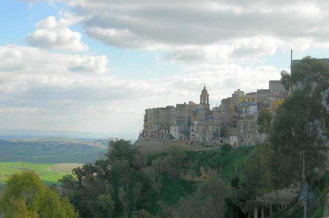 Panorama di Butera