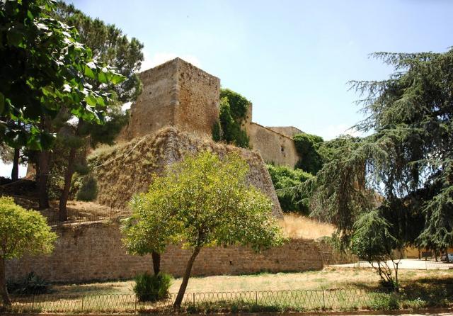 Castello Aragonese 'Spinelli' - Piazza Armerina