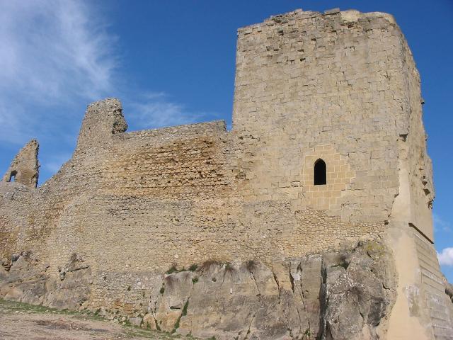Il castello di Agira