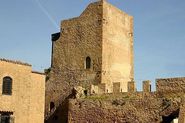 Il castello di Butera