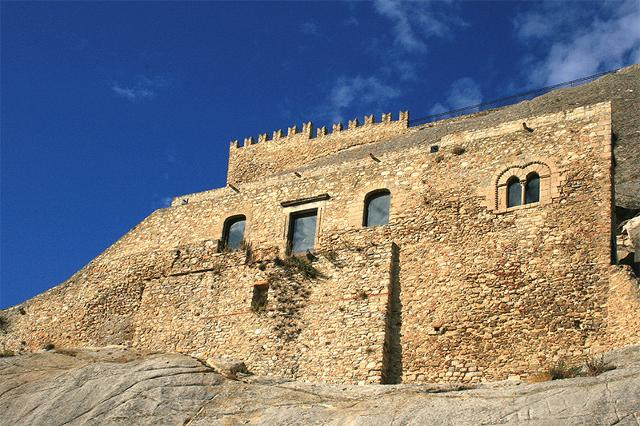 Il Castello di Sperlinga