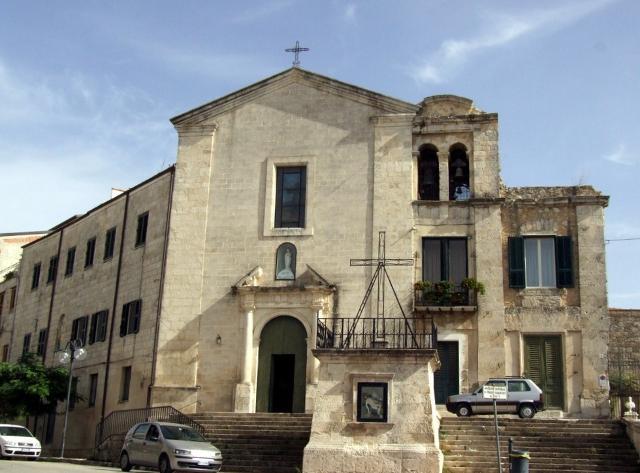 Chiesa e convento di San Francesco a Mussomeli