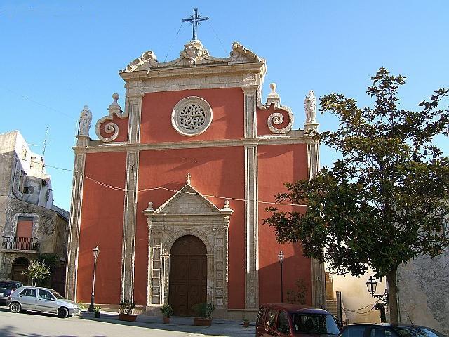 La Chiesa Madre di Ciminna dedicata a Santa Maria Maddalena