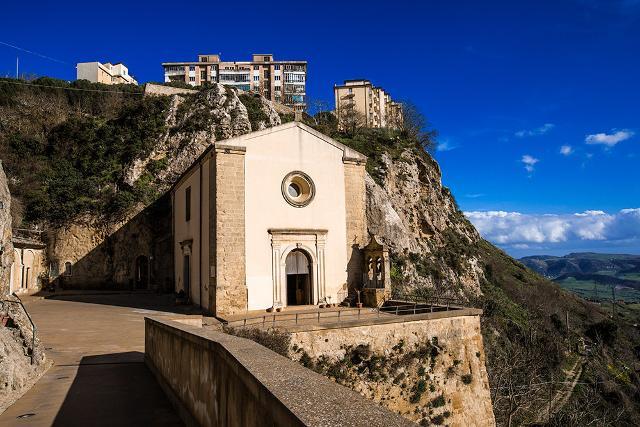 Santuario del Santissimo Crocifisso - Enna