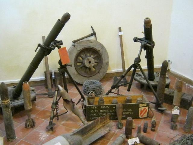 Museo Bellico Belli Instrumentum - Barrafranca