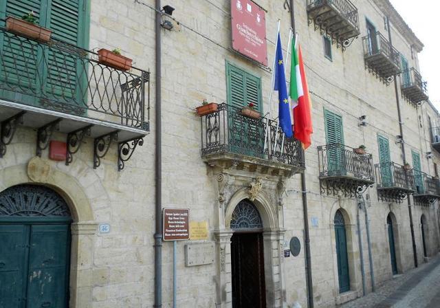 Palazzo Sgadari a Gangi