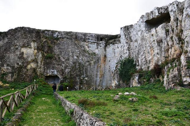 Latomie di Akrai - Palazzolo Acreide