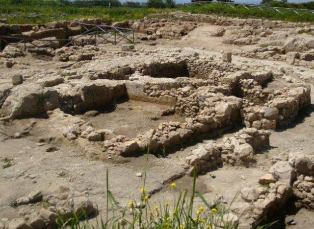 La zona archeologica di Akrai - Palazzolo Acreide
