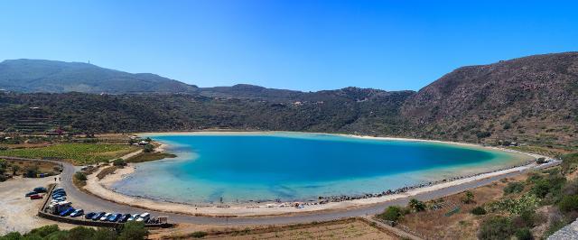 Conca lacustre dello Specchio di Venere, Pantelleria