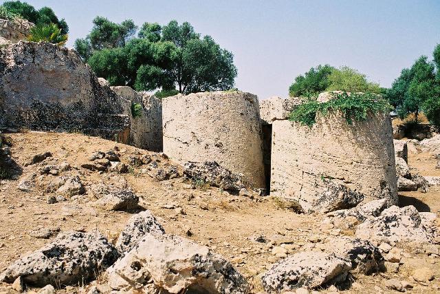 Il Parco archeologico delle Cave di Tusa