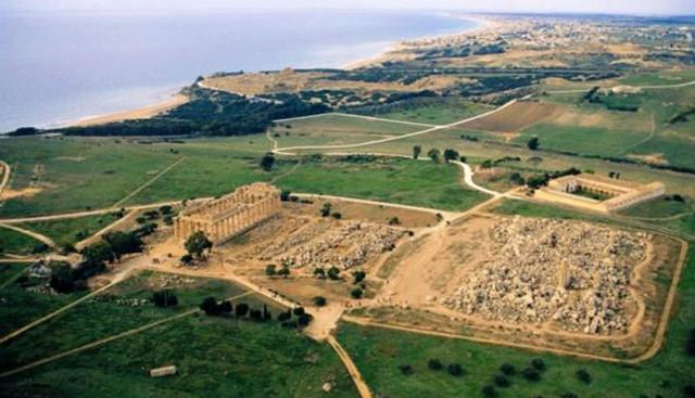 Come era Selinunte prima del VII secolo a.C.?