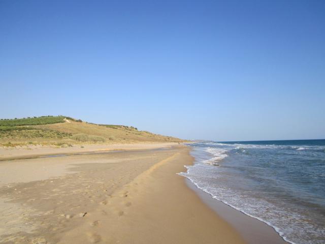 Spiaggia di Porto Palo a Menfi (AG)