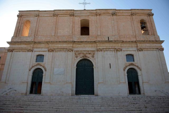 La chiesa Madre di Pozzallo dedicata alla Madonna del Rosario