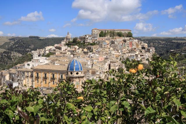 Ragusa Ibla, tesoro del mondo intero