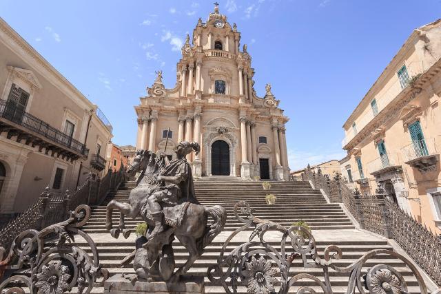 Il Duomo do San Giorgio di Ragusa Ibla