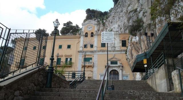 Il Santuario di Santa Rosalia, Patrona di Palermo