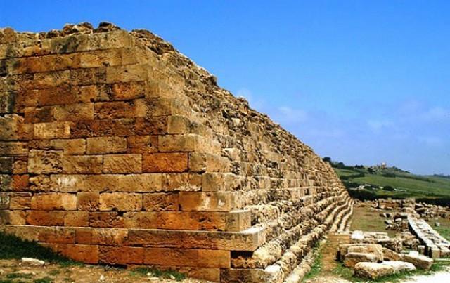 Rovine nell'Acropoli di Selinunte